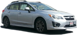 Photo of a 2012 Subaru Impreza Sport.