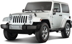 Photo of the 2014 Jeep Wrangler.